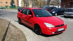 Ford Focus MK1 Sedan Ghia 1999 1.6b zetec