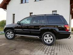 Jeep Grand Cherokee Limited 2004 2.7 CRD 163K